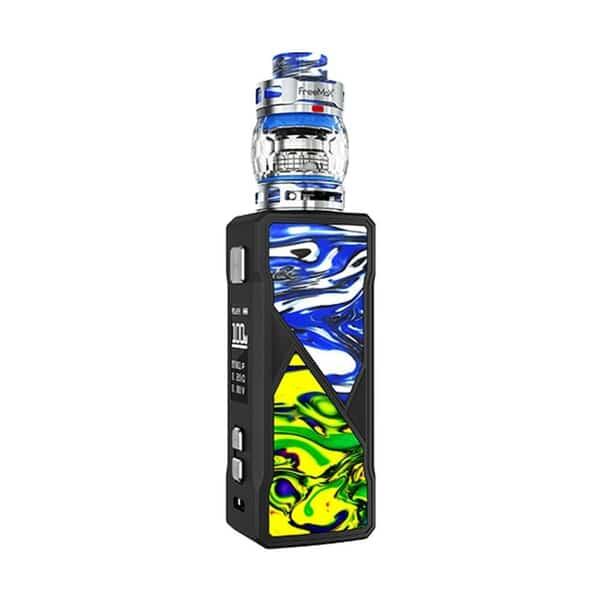 Freemax Maxus 100W Kit - Blue Green