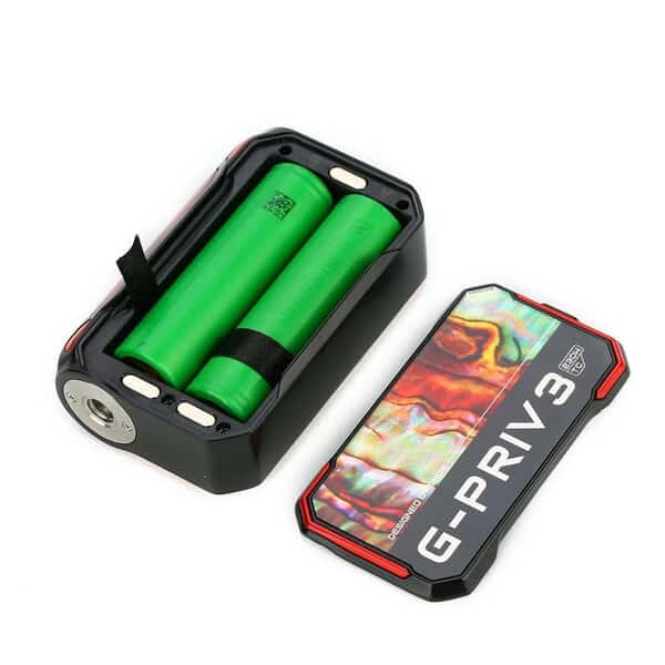 SMOK G-PRIV 3 Kit - Open Batterycase