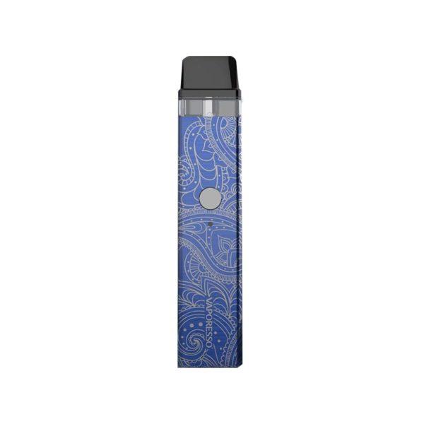 Vaporesso Xros Pod Kit Paisley Blue