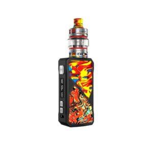 FreeMax Maxus 50 W Kit - Red Orange