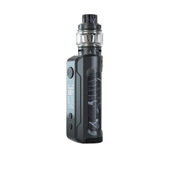 OBS Engine 100W Box Kit 6ml - Gunmetal Ink Black