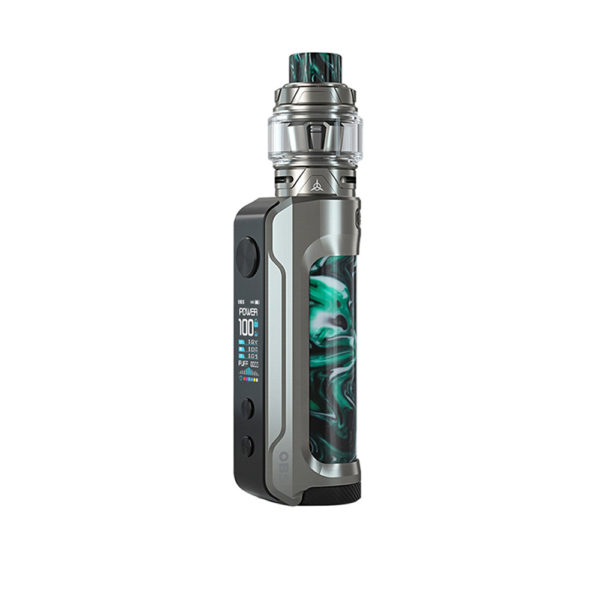 OBS Engine 100W Box Kit 6ml - SS Forest Green