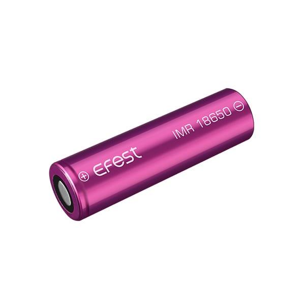 Efest 18650 2600 mAh 40A - Single