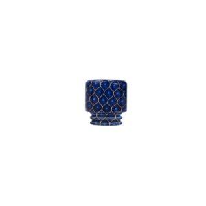 Innokin Plex 810 Munnstykke Blue - Drip Tip