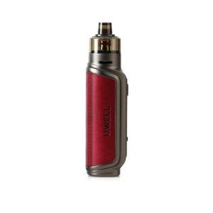 Uwell Aeglos P1 Pod Kit - Wine Red